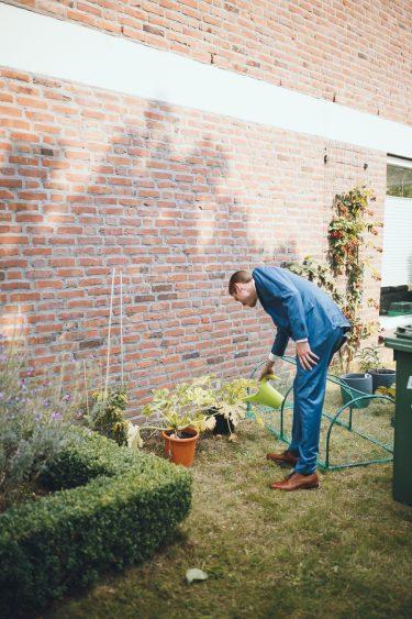 Trouwfotograaf Apeldoorn buitenbruiloft in de Kas Nijmegen Winssen