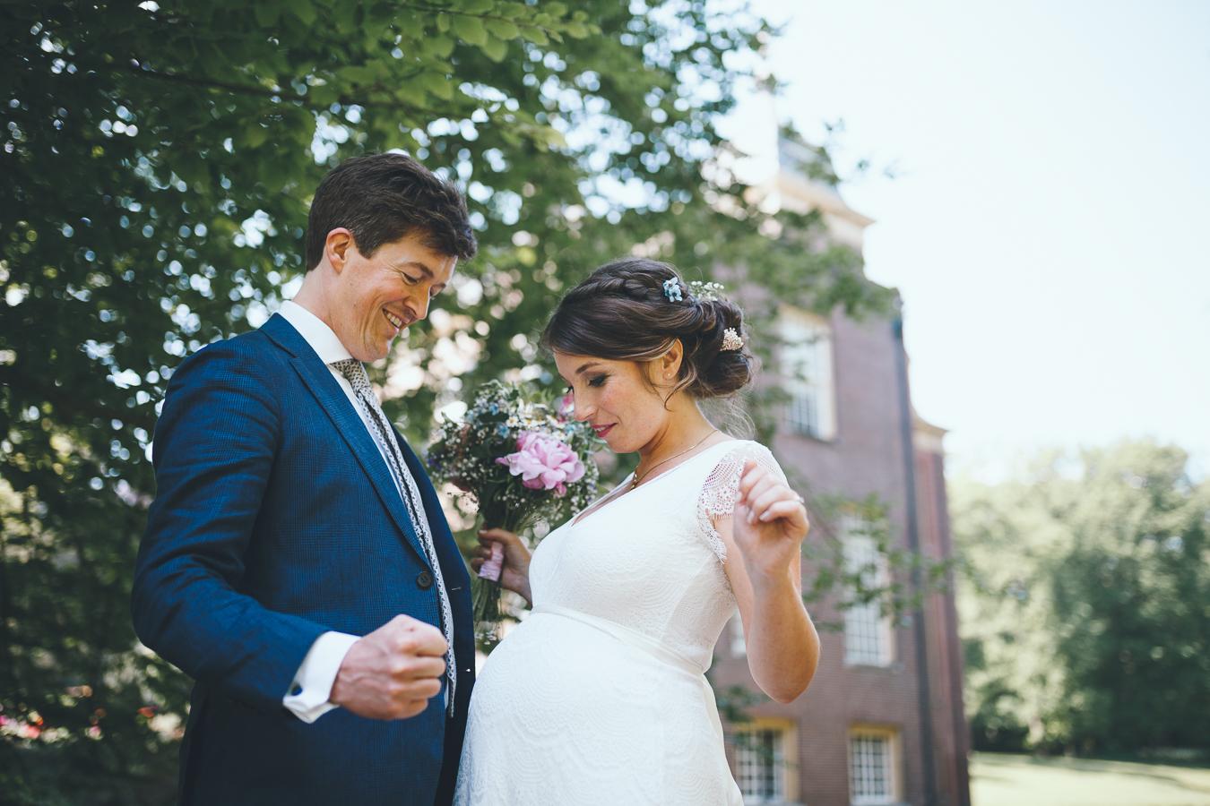 Trouwen in Arnhem trouwfotograaf Apeldoorn op dinsdag
